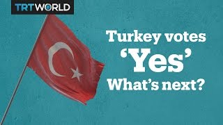 Turkey votes