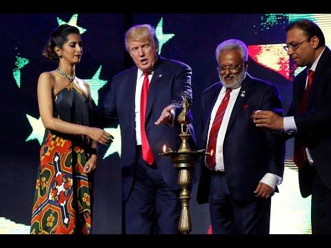"We will be ""best friends"", Trump tells India"