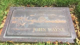 How to find John Wayne's grave