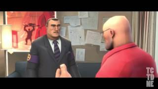 TF2 Gta V Official trailer parody [SFM]