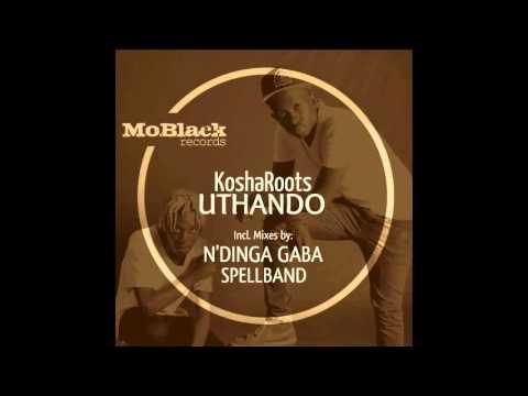 Uthando (Original Super Afro Mix) - KoshaRoots