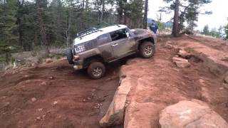 FJ CRUISER OFF ROAD COLORADO