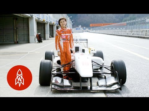 This 11-Year-Old Racing Prodigy Is Breaking Records