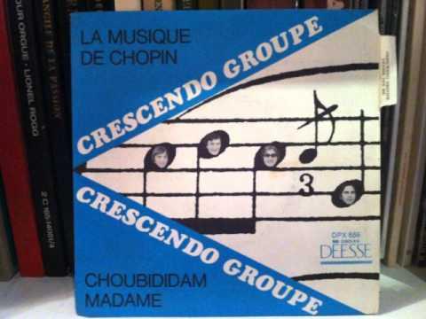 Crescendo Groupe - La musique de Chopin