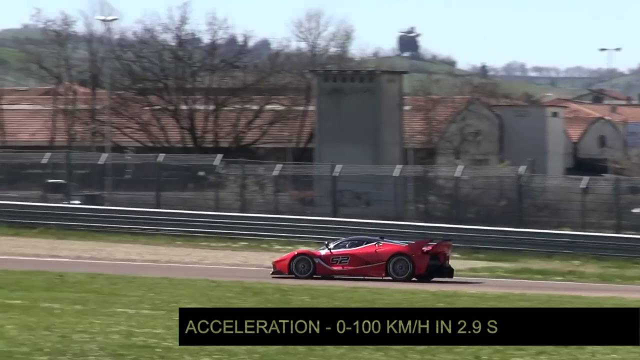 Ferrari Fxx K Vs Pagani Zonda R Youtube