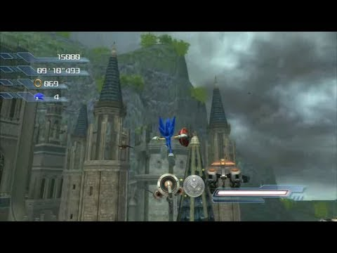 Sonic The Hedgehog 2006 Playstation 3 Gameplay And Commentary Youtube