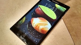 Lenovo Tab S8 Unboxing & hands on
