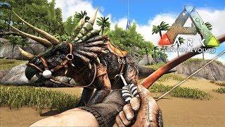 ARK: Survival Evolved - ПРИРУЧАЮ ПЕРВЫХ ДИНОЗАВРОВ!! (ARK Ragnarok)