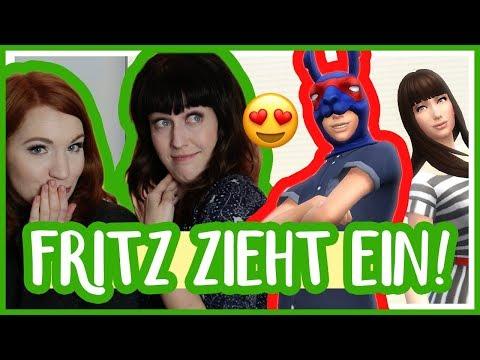 FRITZ ZIEHT EIN I Sims mit Brotella S2 Folge 2