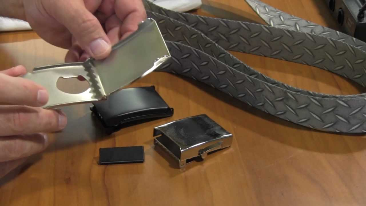 Brooklyn John From Strapworks Com Teaches You How To Make