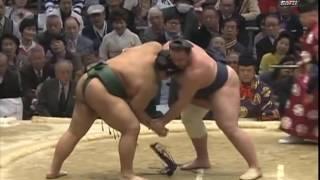 Мартовский турнир по Сумо 2015, 4-6 дни: Хару Басё (Осака) / Haru Basho (Osaka)