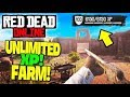 THIS IS THE BEST UNLIMITED XP in Red Dead Online RDR2