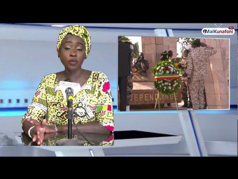 Mali/Flash en Bambara du 22 Septembre 2021  (Spécial Fête d'Indépendance)
