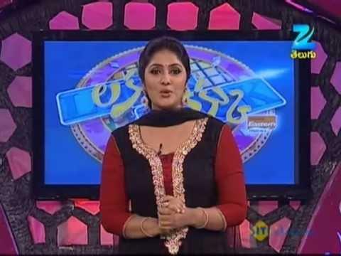 Luckku Kickku - Indian Telugu Story - April 05 '12 - Zee Telugu Tv Serial - Part - 1