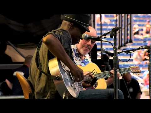 Crossroads  2010-15)tema -Mississippi Blues -Stefan Grossman & Keb´ Mo´-Solo Para Amigos