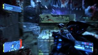 Crysis 3 PC Gameplay MISSION Ⅵ【倖存的人類】(中文字幕)