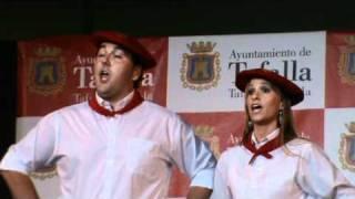 Concurso Campeón de Campeones de la Jota Navarra - Tafalla 2010