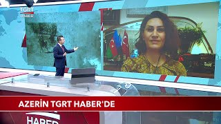 Azerin TGRT Haber'de