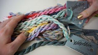 Покупки часть 1. Аксессуары и материалы для вышивки