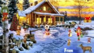 EDDIE MONEY & RONNIE SPECTOR - Everybody Loves Christmas (1986)