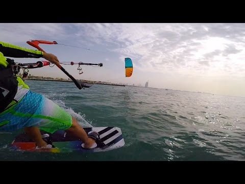 DUBAI Prince Ali On INFINITY Kite