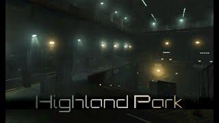 Deus Ex: Human Revolution - Highland Park (1 Hour of Music)