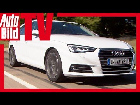 Der Ring zum Autotesten - Audi A4 Avant (2015)