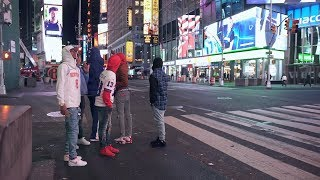 Fast Cash Boyz - New York Nights (Official Video)