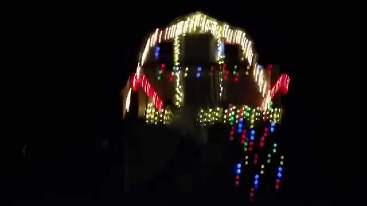 Download Macke Christmas Light Show - Straight No Chaser