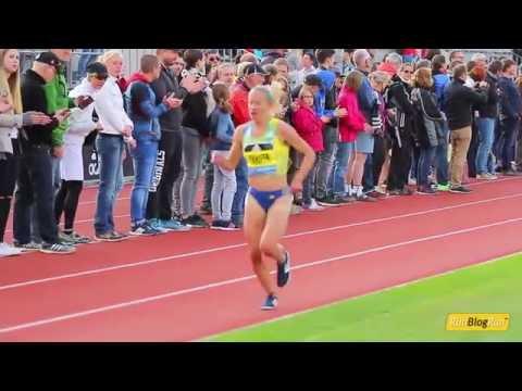 RunBlogRun Interviews Jenn Rhines @ adidas Boost Athletics Meeting Part 2