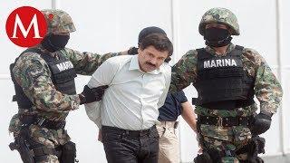 Carta de 'El Chapo' al juez previo a su sentencia
