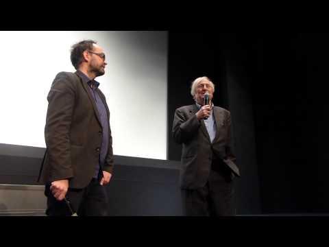 Claude Rich à la Cinémathèque - 9 mai 2015