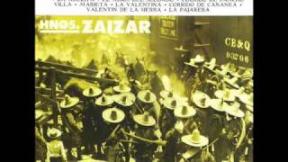 Los Hermanos Zaizar- El Corrido De Cananea