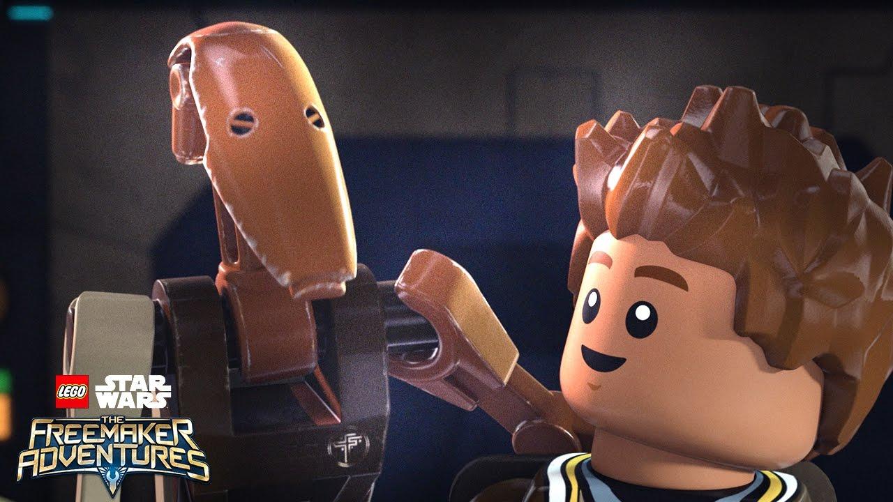 Download Home One   LEGO Star Wars: The Freemaker Adventures   Disney XD