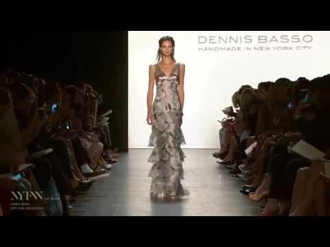 Dennis Basso Spring Summer 2017 New York Fashion - ONDINE