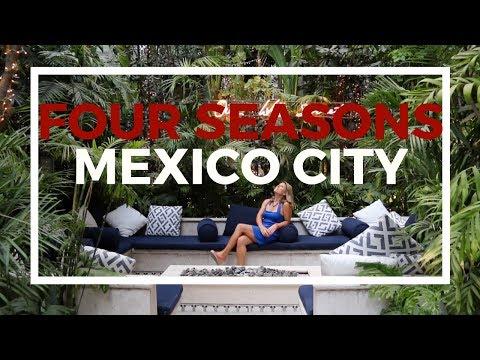 Hotel Snob: Four Seasons Hotel Mexico City review