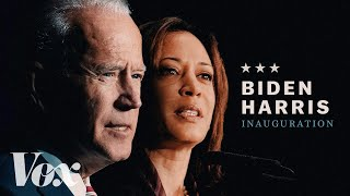 Watch live: Joe Biden and Kamala Harris inauguration ceremony