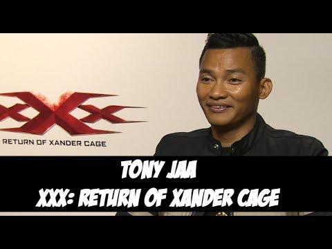 Tony Jaa - xXx: Return of Xander Cage Exclusive Interview