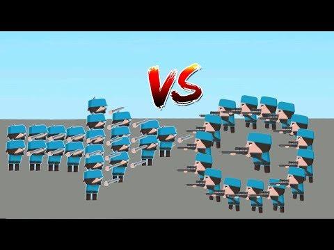 Clone Armies - Gameplay Walkthrough Part 21 - Commando Hero Fight Arena (iOS, Android)