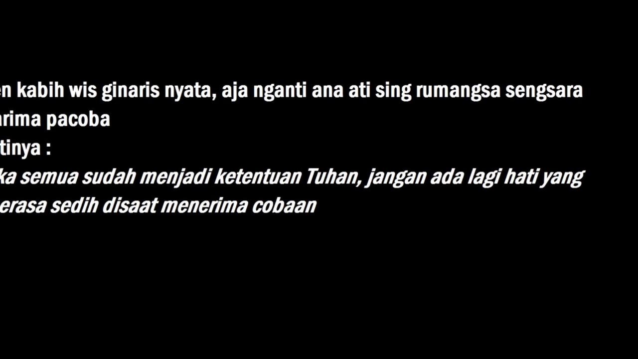 Kata Mutiara Jawa Youtube