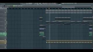 Tutorial - FL Studio 11 - Vybe Beatz (Remake)