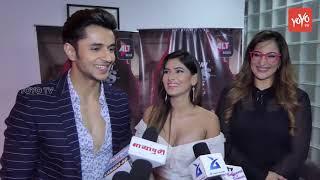 Karishma Sharma, Rakshanda Khan & Siddharth Gupta For New Show Ragini MMS Returns  YOYO Cine Talkies
