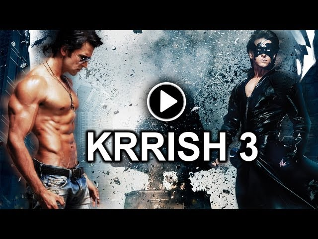 How Hrithik Roshan got fit for Krrish 3 (and for life!) Travel Video