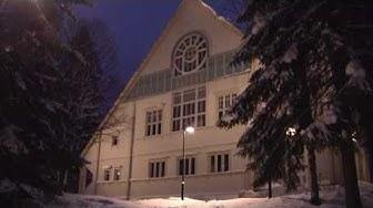 Oulujoki Church - Oulujoen kirkko - Art Nouveau - 芬蘭