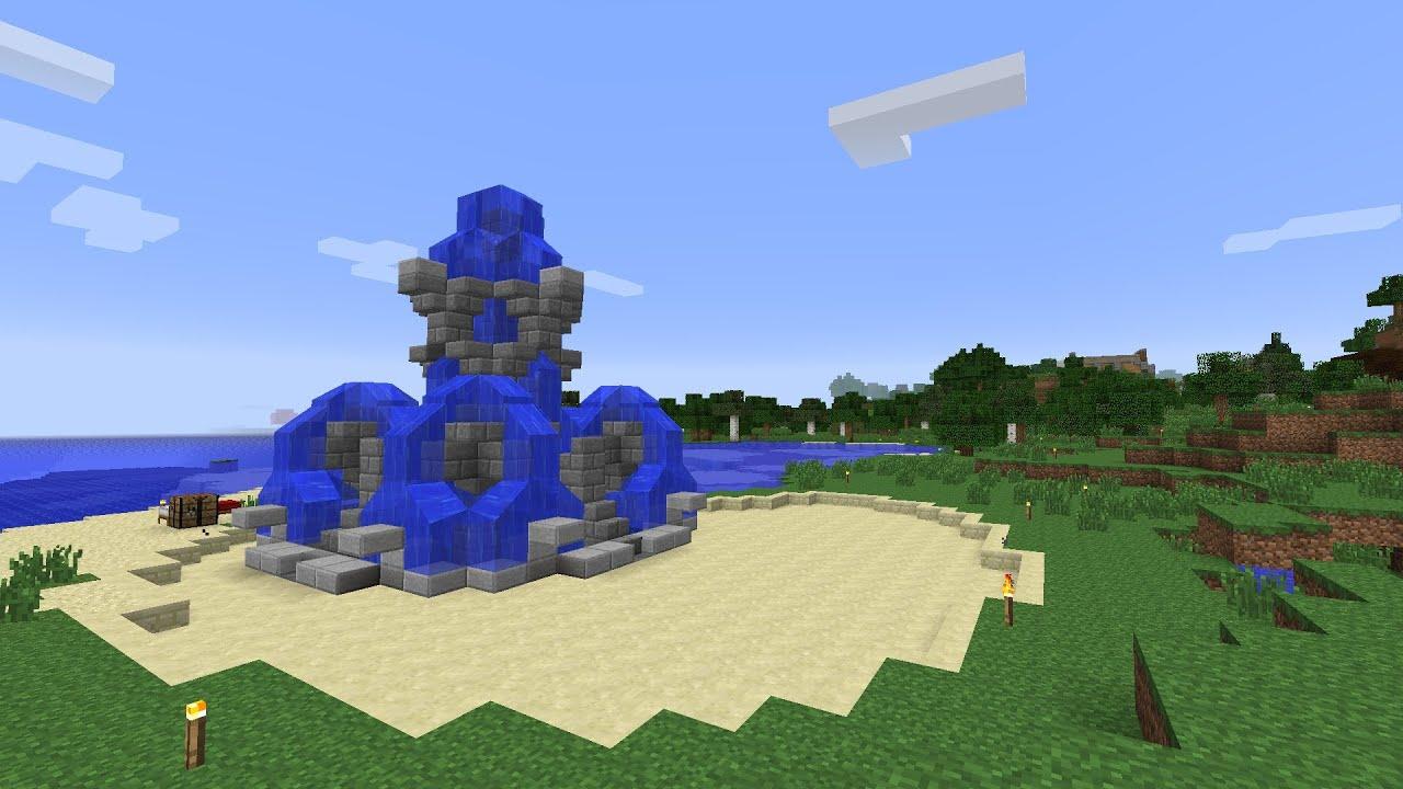 Minecraft ITA - #349 Come costruire una fontana - YouTube