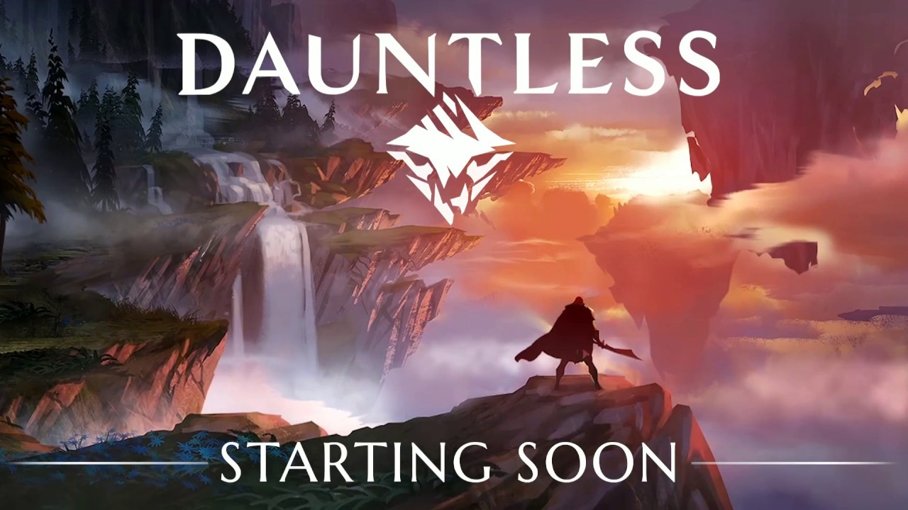 Dauntless OBT: What to expect - KeenGamer