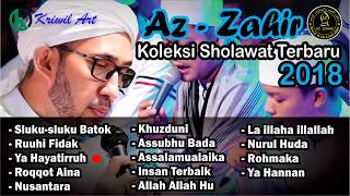 Download lagu Koleksi Sholawat Az Zahir Terbaru 2018 MP3