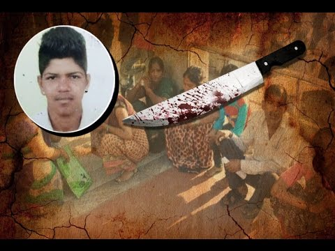 Son stabbed in front of Parents at Udhna Railway Station, Surat