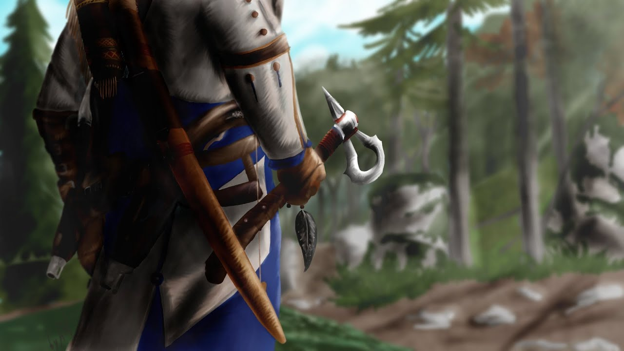 Assassin S Creed 3 Wallpaper Youtube