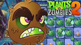 ✔️ KiwiBeast $$ Sức Mạnh Quái Vật | Plants Vs Zombies 2 | Hoa Quả Nổi Giận 2